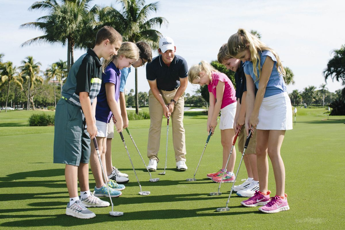 Teaching Play Golf