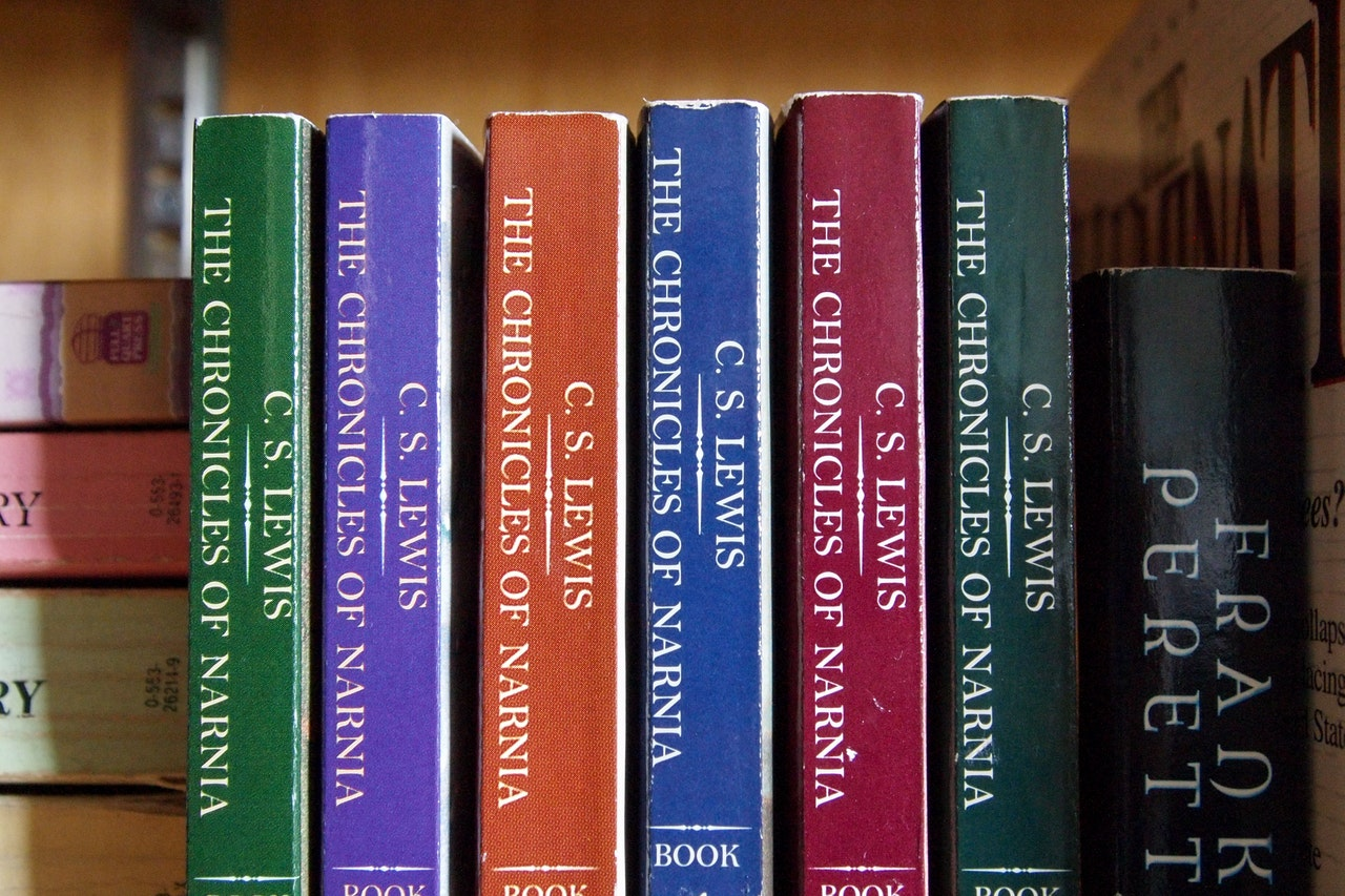 fantasy books by C.S. Lewis